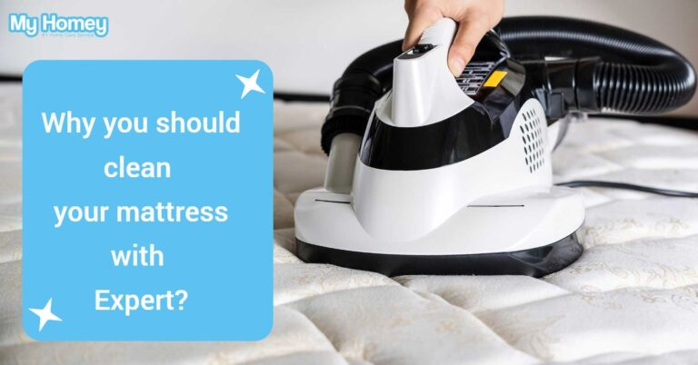 Why You should clean your mattress with Expert